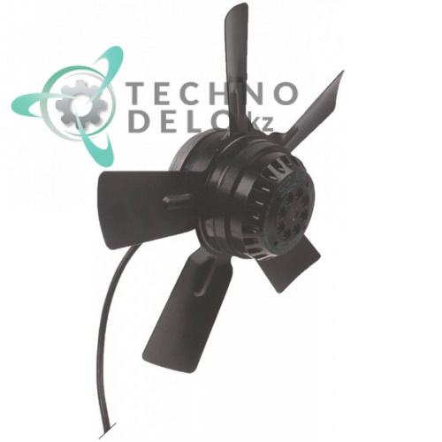 Вентилятор Ebm-papst A2E300-AC47-02 190Вт 230В 088624 для Electrolux, Friulinox, Zanussi и др.