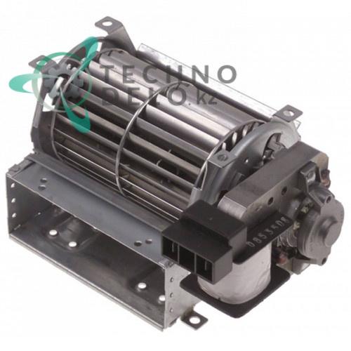 Вентилятор Trial TAS09B-002  ø60мм L-94мм FX0062 для Inoxtrend и др.