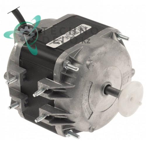 Мотор вентилятора Elco VN25-40/1458 25Вт 230В 1300/1550 об/мин NEC4T25PNN001 для холодильного оборудования