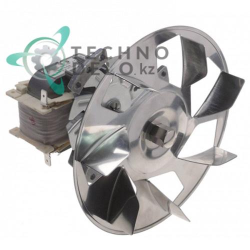 Вентилятор EBM-Papst 55462.19160 240В 38Вт диаметр крыльчатки 154мм для теплового оборудования HoReCa
