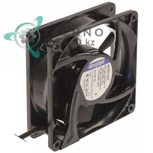 Вентилятор осевой (кулер) EBM-Papst 4656N/A02 119x119x38мм 230VAC 19Вт RC600.33 GRE2600 для Horeca Select, MCC, RWA и др.