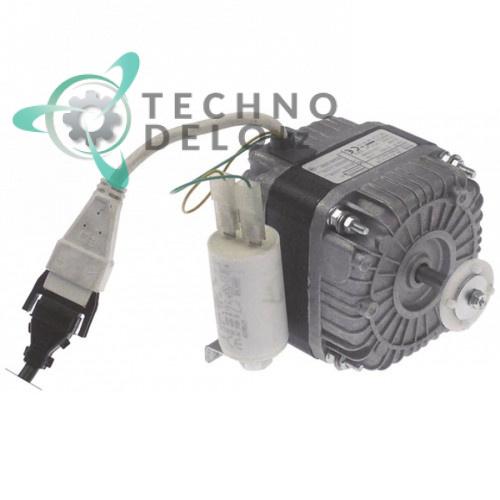 Мотор вентилятора Elco BTNM41TB0128 35Вт 230В 1300/1550 об/мин 32M4701 3043560 для Angelo Po, MBM, SAGI и др.