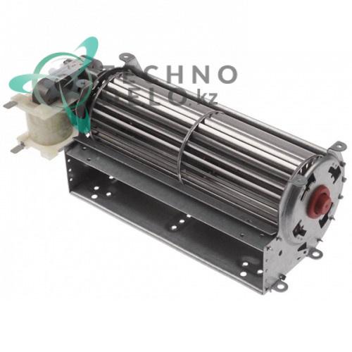 Вентилятор TRIAL TAS18B-002 для теплового оборудования Amitek, Cookmax