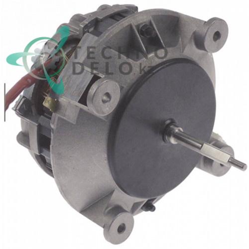 Мотор 230V 50Hz 0.075kW MOT200 / MOTCOND44 печи Garbin, Piron, Lainox, Sammic и др.