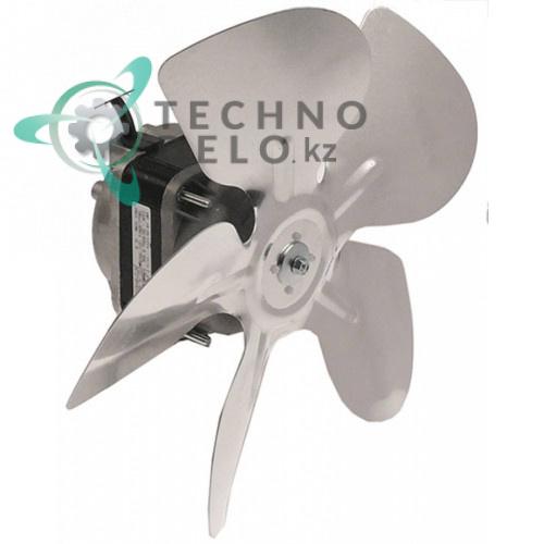 Вентилятора Elco VNT16-25/134 16Вт 230В 1300/1550 об/мин подшипник скольжения для оборудования Frenox и др.