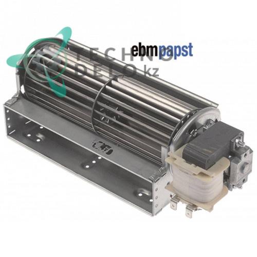 Вентилятор-электромотор тангенциальный (поперечный поток воздуха) 057.601936 /spare parts universal