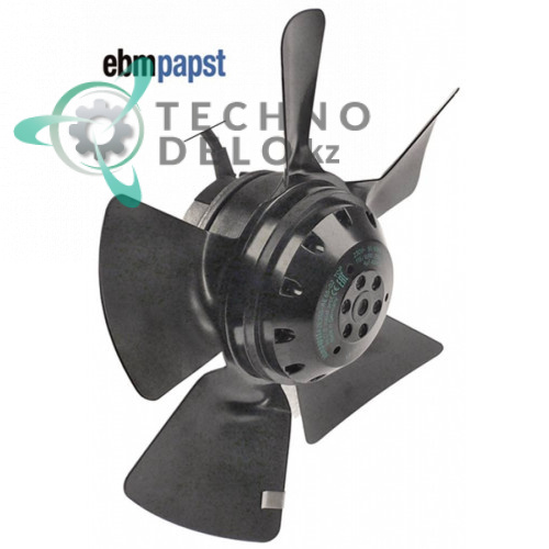 Вентилятор EBM-Papst A2E250-AE65-02 230В 115/165Вт D-250мм 084722, 088603 для шоковой заморозки Electrolux, Whirlpool