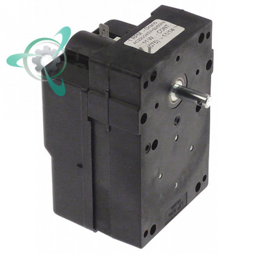 Мотор-редуктор LIP 123MR (11W / 230V) 1LT079 для льдогенератора Migel, Mach и др.