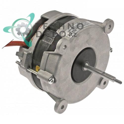 Электродвигатель FIR 3013.2348 120W 230V MOT001 для печей Garbin, Piron, Apach, Modular, Bartscher и др.