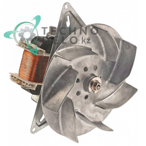Вентилятор EBM-Papst R2K150-AA03-10 240В 28Вт 0,1А крыльчатка 150мм 00-554022 00-745231 для Foster, Lufter и др.