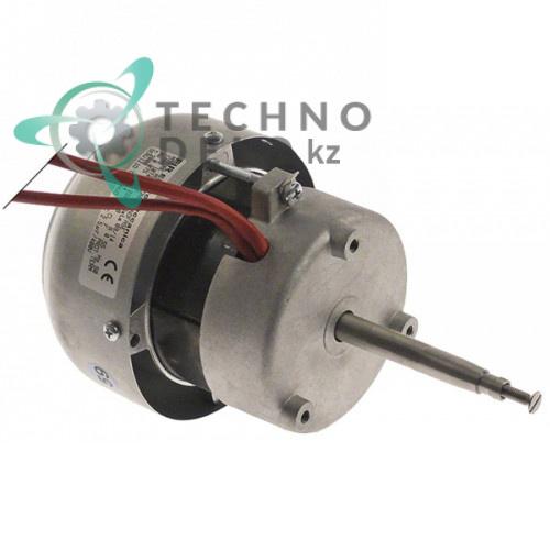 Мотор FIR 1074.1922 75Вт 230В 0,55А вал ø11,5мм 65260008 для печи Ambassade 1FRFE08CV, CFE806CV и др.