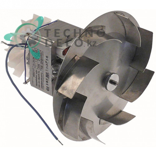 Вентилятор HANNING 847.602034 spare parts uni