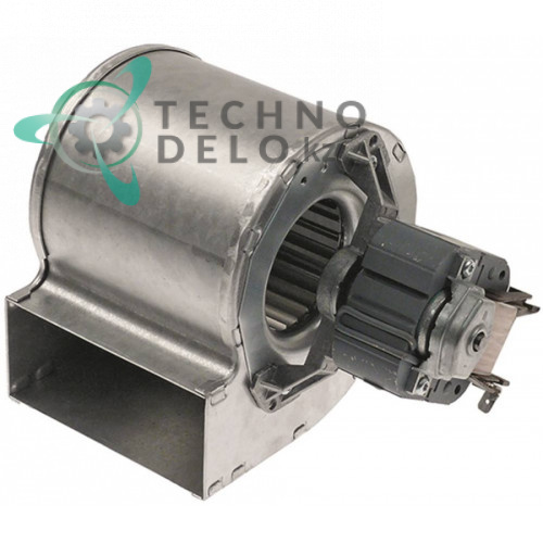 Вентилятор тангенциальный EBM-Papst RL76/8600Z крыльчатка D-58мм L-84мм 6021050046 для Fagor, Coreco и др.