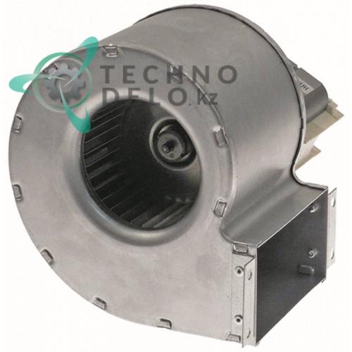 Вентилятор EBM-Papst 230В 66Вт 1450 об/мин с  корпусом улиткой для профессиональной кухонной вытяжки Lincat L3/L4
