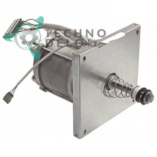 Мотор Hanning L9ZW84D-586 (0,9кВт) 2617285, 5018003 для печи Convotherm OEB10.20, OES10.20 и др.
