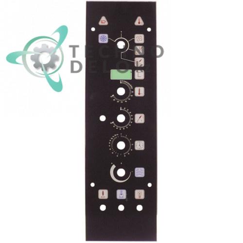 Панель 212x725x6мм BN3108550 пароконвектомата Baron, Olis CMV6ES2-1320392/CV6E/CV6E-1320000 и др.