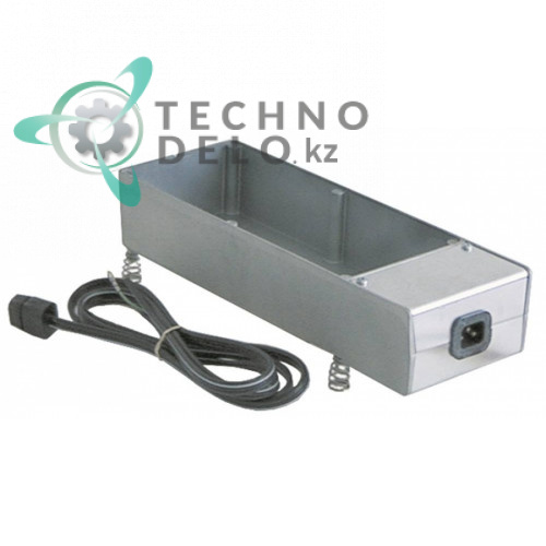 Ванна поддон талой воды BDE/16 320x120x75мм 230В 160Вт для холодильного оборудования