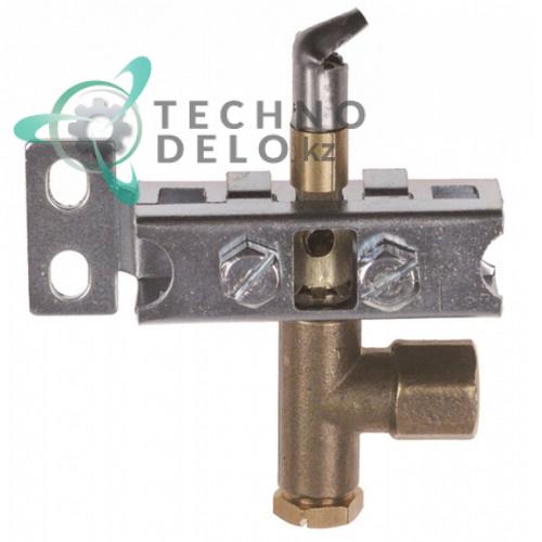 Горелка для конфорки PRO-GAS SIT G1801132 серия 100 однопламенная диаметр дюзы 0,2мм для теплового оборудования
