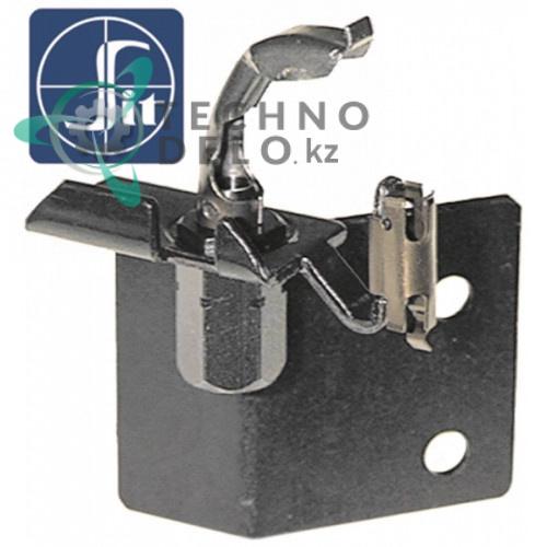 Горелка конфорочная SIT серия 140 1 пламенная гнездо термоэлемента ø5 мм для плиты Electrolux, Therma, Zanussi и др.