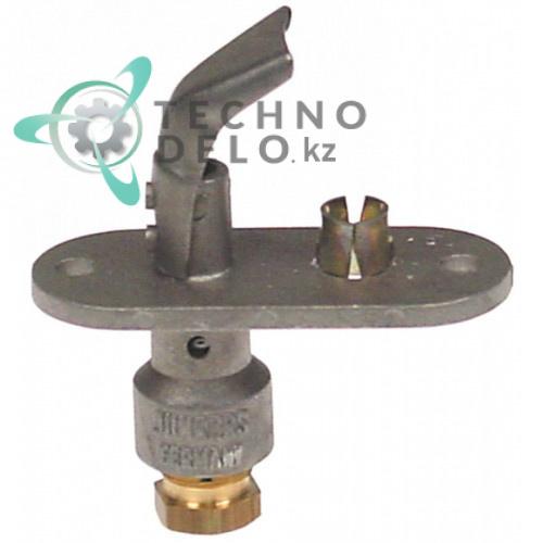 Горелка Junkers CB503002 природный газ тип дюзы 3 подключение 4мм для конфорки теплового оборудования THIELMANN