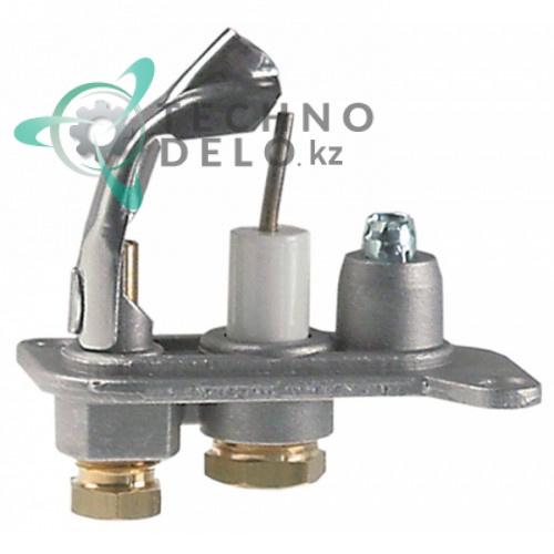 Горелка Junkers CB505101 природный газ тип дюзы 45 подключение 4 мм 172316 конфорки газового оборудования Malag