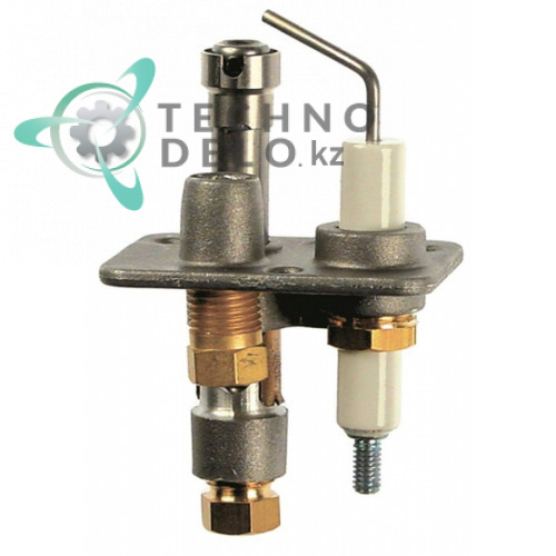 Горелка Junkers CB502021 природный газ тип дюзы 6 подключение 6мм для конфорки газового оборудования HoReCa