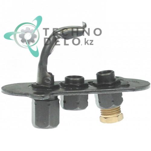 Горелка конфорочная SIT серия 140 однопламенная для газового теплового кухонного оборудования