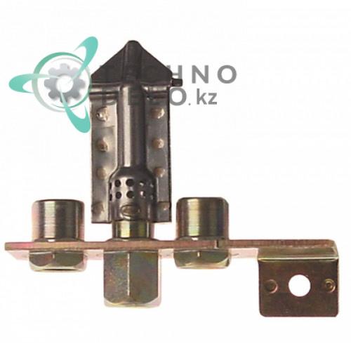 Горелка Polidoro 3-х пламенная 31291500 809195 7090025 для теплового оборудования Bertos, Emmepi, Giorik, MBM и др.