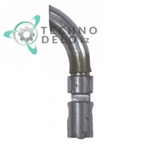 Воспламенитель 33A1070 верхняя часть конфорочной горелки плиты Angelo Po 1A1FASG/1B1FAS2G/1B1FAS и др.