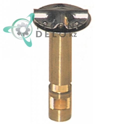 Воспламенитель SIT 0.975.004 33A1080 7090002 верхняя часть горелки конфорочной 3-х пламенной для ANGELO PO, GIORIK и др.