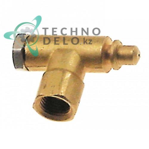 Нижняя часть горелки SIT 33A0690 для макароноварки газовой Angelo Po, Mareno, Zanussi и др.