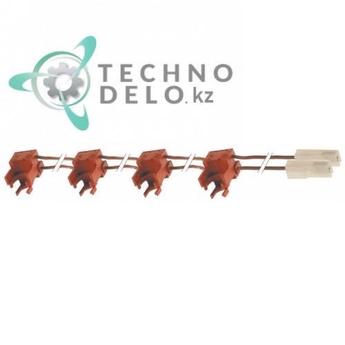 Микровыключатели зажигания 31877500 31877600 91140.129.061 для плиты BERTOS G6F4+FE1+A4 и др.