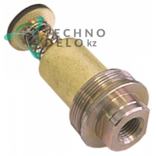 Клапан магнитный для газового термостата Р1: M9x1 Р2: M24x1 подходит для Minisit