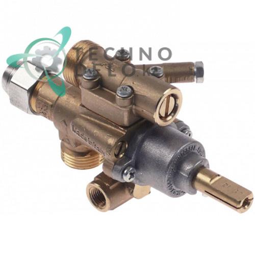 Газовый кран PEL 196.101089 service parts uni