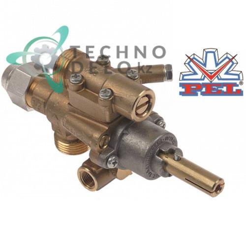 Кран газ PEL 465.101090 universal parts