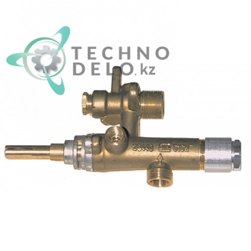 Кран газ EGA 465.101141 universal parts
