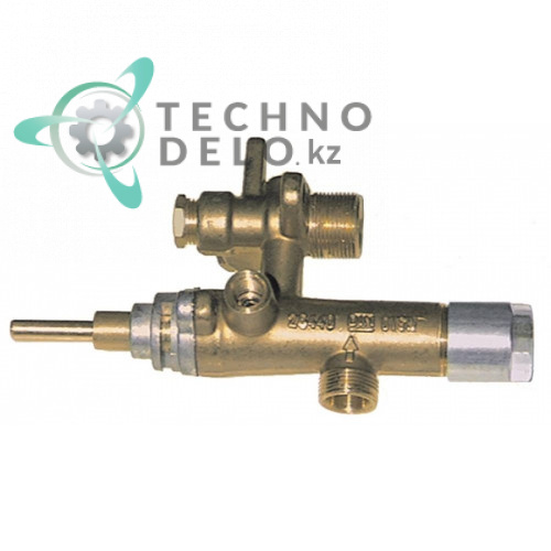Кран газовый EGA серия 26440 081167 081426 для профессионального теплового оборудования Palux
