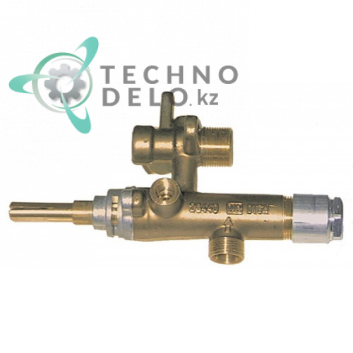 Кран газовый EGA серия 26440 540889 540897 для теплового профессионального кухонного оборудования Palux