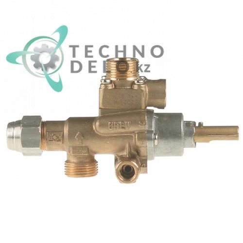 Кран газ PEL 465.101157 universal parts