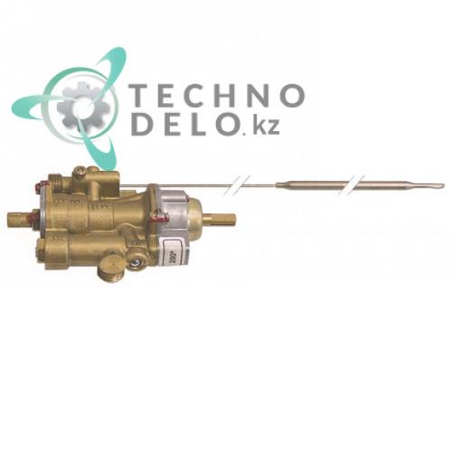 Термостат газовый PEL 25ST (100-300°C) 22274500 / 22274600 для плиты Bertos, Offcar, Tecnoinox и др.