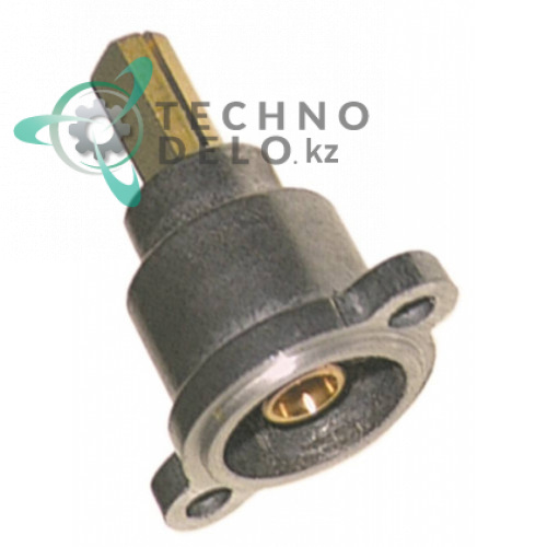 Ось регулировочная ø8x6,5мм газового крана PEL20 для Electrolux, Silko (арт. AFCAPP.20S KIT54782)
