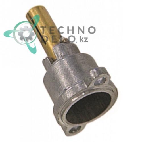 Передняя часть ось газового крана тип PEL21 (ø оси 8x6,5мм, длина оси 22/15мм)