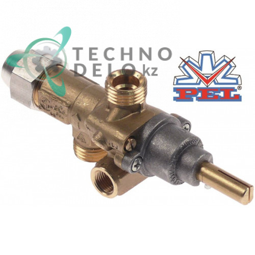 Газовый кран PEL 196.101220 service parts uni
