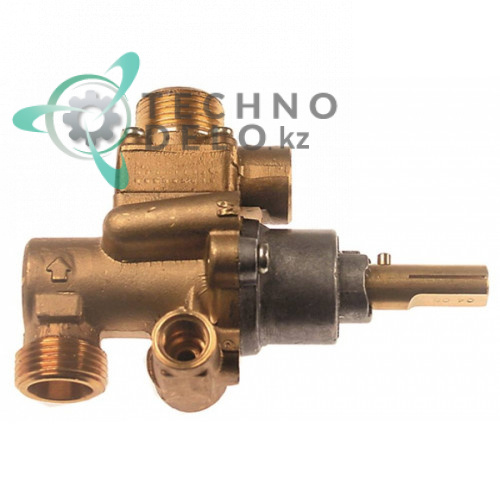 Кран газ PEL 465.101340 universal parts