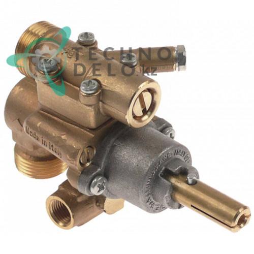 Кран газ PEL 465.101443 universal parts