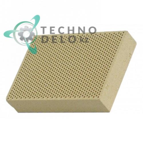 Плита керамическая 68x48x13мм газовой горелки для OEM SG22/SG23/SG33