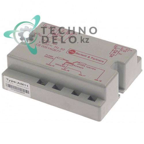 Контроллер газовый Bertelli AM11 2с/10с 230В 5060409548 для Ambach GKB-120/GF1-45/GSK-100 и др.