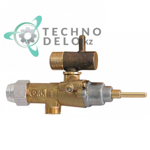 Кран газовый (аналог EGA) альтернатива EGA 196.101603 service parts uni