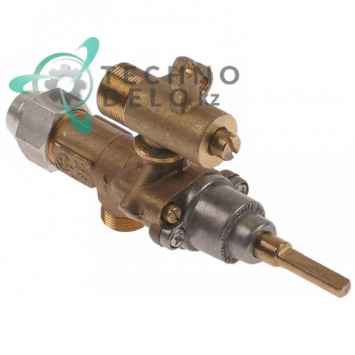 Кран газовый (аналог EGA) альтернатива EGA 196.101607 service parts uni