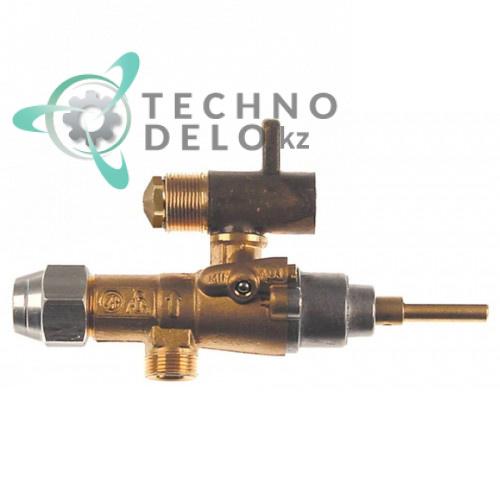 Кран газовый (аналог EGA) альтернатива EGA 196.101609 service parts uni